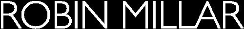 Robin Millar CBE - logo footer