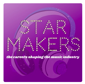 Star Makers logo - the careers shaping the music industry